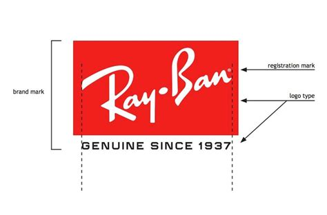logo guidelines tutorial rayban font www panaust com au