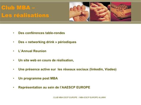Club Mba by Le Club Mba Escp Europe 2009