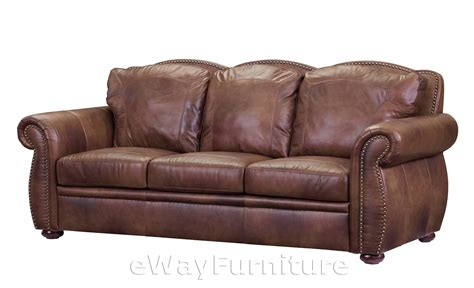 leather couches arizona arizona top grain leather sofa in marco