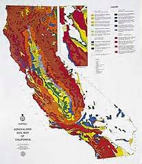 california soil map california soil map california map