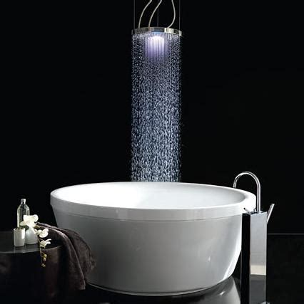 cool bathroom showers geo 180 simulated shower tub from kos