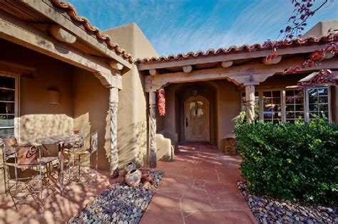 santa fe style house pin by susana cano on home projects pinterest