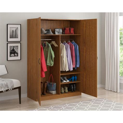 Wardrobe In by Ameriwood Systembuild 48 In Wardrobe Storage