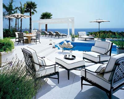 Outdoor Pool Chairs Design Ideas Housewears Outdoor Rooms The Best Seat In The House May Not Be In The House
