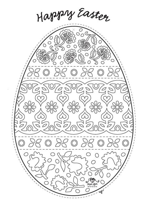 easter eggs coloring pages for adults easter egg for colouring yumurta s 252 slemeleri