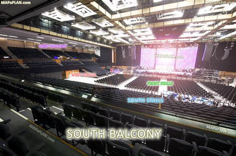 brighton centre floor plan brighton centre best seats layout view from my seat south balcony row d seat 39 3d