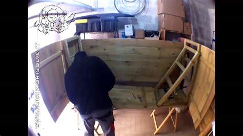mobile da giardino costruzione di un mobile da esterno