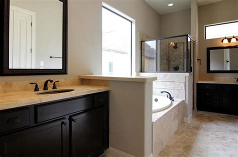 master bathroom sinks master bathroom his and her sink cottonwood iii floor plan