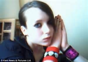 emo hairstyles for 13 year olds the tragic story of the happy 13 year old who committed