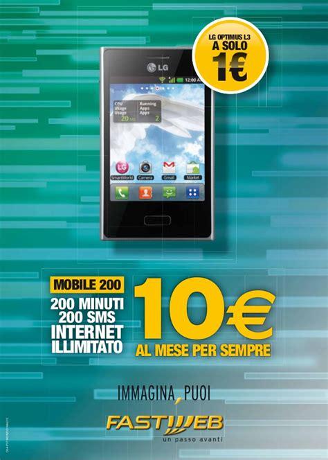 fastweb mobile start poster mobile200 fastweb maggio 2013