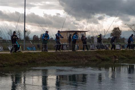 banco alimentare perugia pesca di beneficenza sul topino 10 quintali di pesce