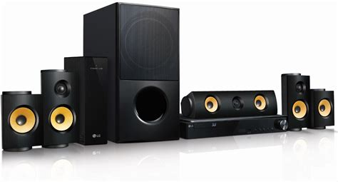 lg lha825 5 1 3d home theater system 1200 watts