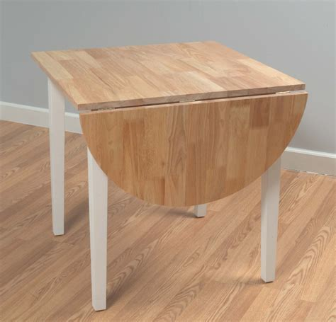 small drop leaf dining table drop leaf tables for small spaces homesfeed