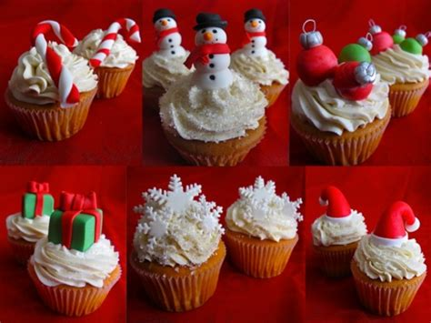 Exceptional Christmas Cake #1: 644e35d687c07f762a75b674a2d0e4fd--christmas-cupcakes-decoration-holiday-cupcakes.jpg