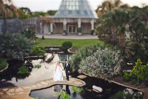 San Antonio Botanical Garden Wedding San Antonio Wedding Erin Matt