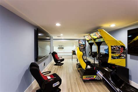 design home think gaming 23 game room designs decorating ideas design trends