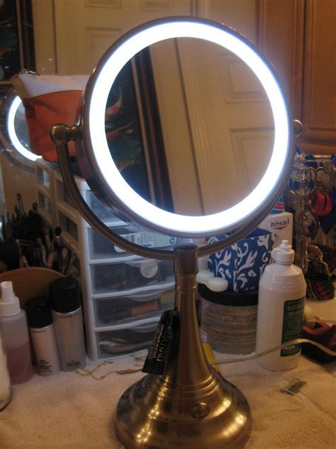 vanity mirror with lights costco lighted vanity mirror ikea home design ideas