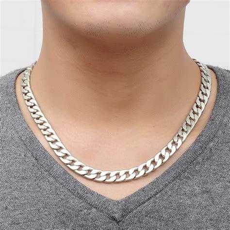 cadenas de plata cortas cool pendants men reviews online shopping cool pendants