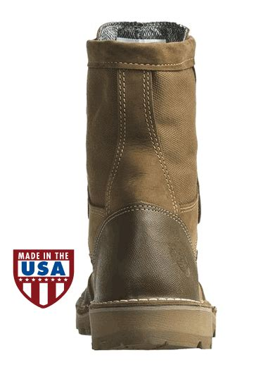 wellco enterprises inc e163 factory second u s m c rat temperate weather combat boots