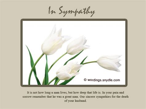 sympathy for loss of thank you notes sympathy funeral greetings best free home design idea