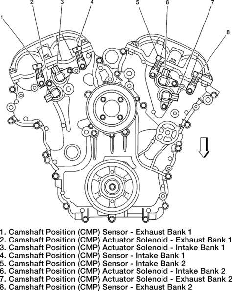 CTS, DTS 2006-2007, CTS-V 2005-2007 CMP Sensor Repair