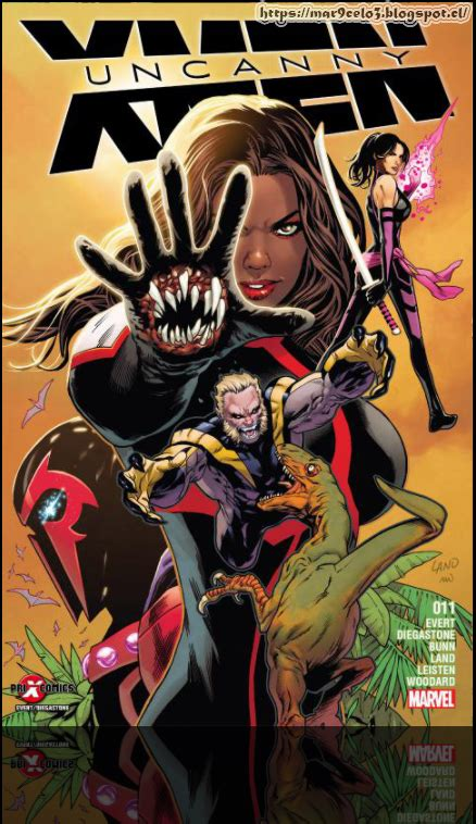 Uncanny X Superior Vol 3 Waking From The Marvel Ebook mar9celo3 marvel anad 23 comics parte 3