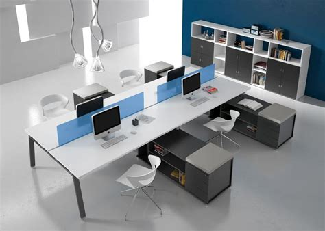 scrivanie call center postazioni operative per ufficio e call center idfdesign