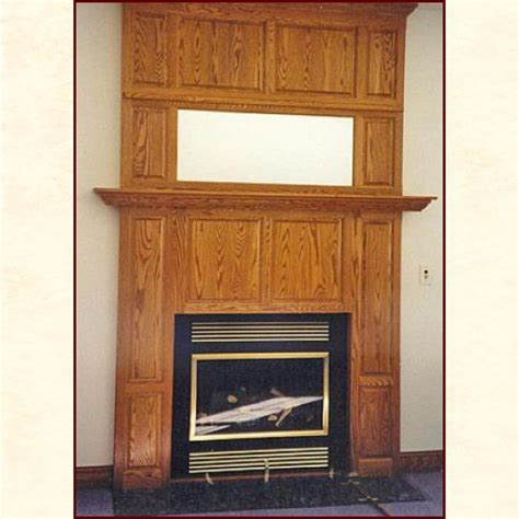 Custom Built Fireplace Mantels by Custom Built Wood Fireplace Mantels Mn Nd Sd Usa