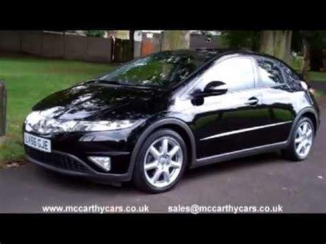 honda civic   cdti sport  road tax lv  sale mccarthy cars croydon drive review