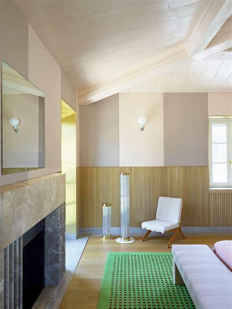 luca guadagninos  interior design project