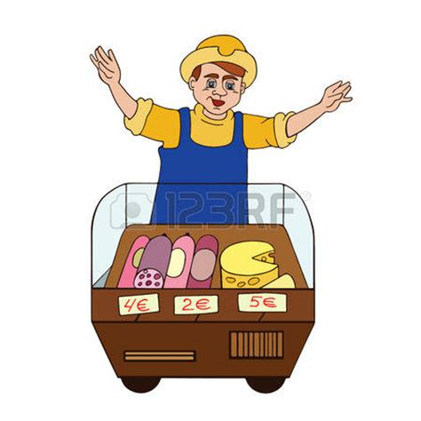 seller clipart clipground