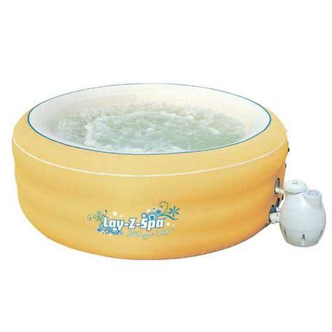 vasche idromassaggio gonfiabili vasca idromassaggio da esterno gonfaibile lay z