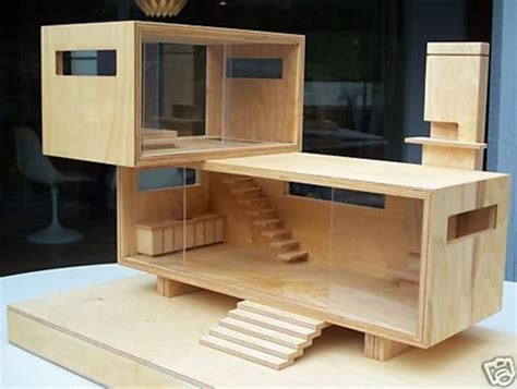 Playful Minitecture: 15 Ultra Modern Dollhouse Designs