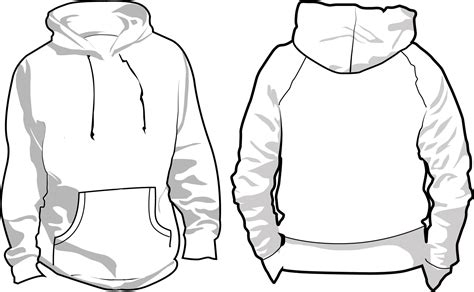 hoodie template our printing solution simply different