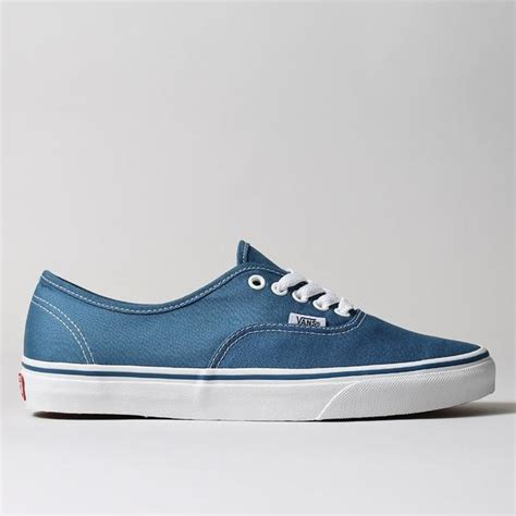 Sepatu Vans Authentic Navy vans authentic shoes navy industry