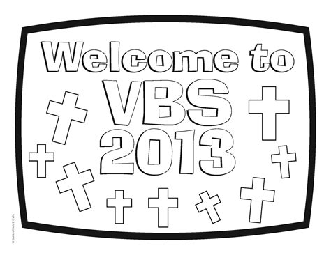 coloring pages for vbs 2015 7 best images of free printable vbs crafts free