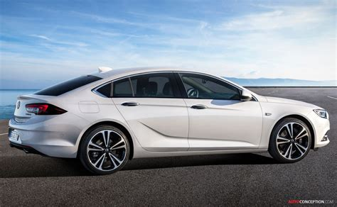 vauxhall insignia grand sport 2017 vauxhall insignia grand sport officially revealed