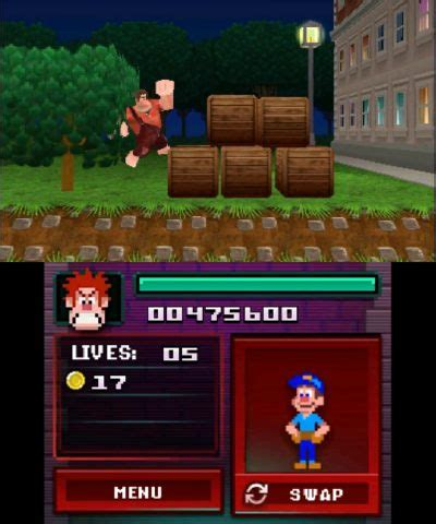 Wreck It Ralph Nintendo Ds wreck it ralph 3ds review any