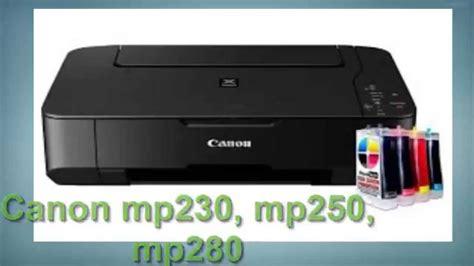 reset para impresora canon mp280 gratis error al imprimir como resetear canon tinta continua