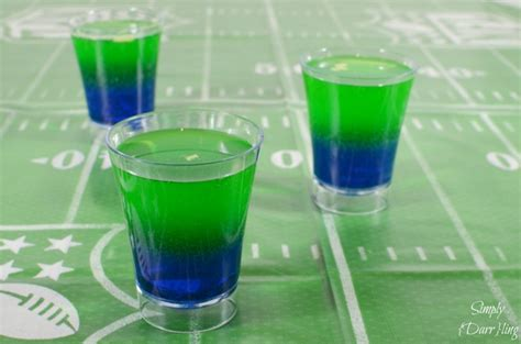 layered rainbow shots seahawks super shot simply darr ling