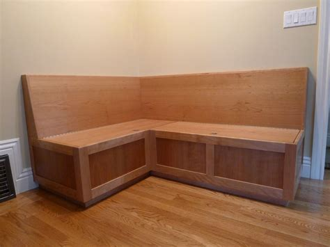 nook bench with storage 31 best images about l shaped banquette on pinterest
