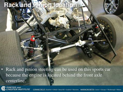 ppt steering gear and linkage powerpoint presentation