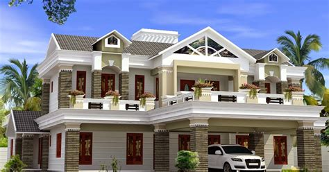 beautiful kerala house plans home design inside