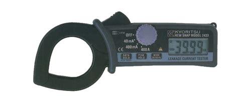 Kyoritsu 2433 Leakage Cl Meter kyoritsu 2433 ac leakage cl meter test equipment