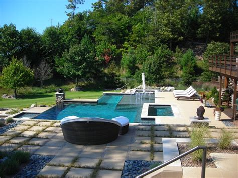 swimming pool landscaping swimming pool grand rapids mi photo gallery