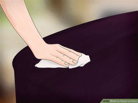 piano i clean how to clean a piano 11 steps with pictures wikihow