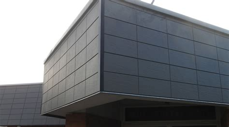 fassadenplatten holz fassadenplatten terra aus kunststoff in keramikoptik