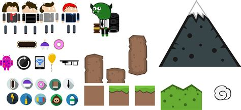 all about android all about android the assets opengameart org