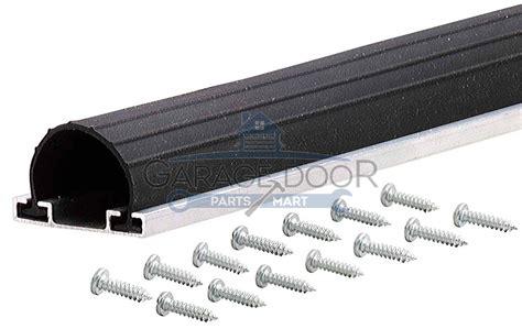M D Building Products Garage Door Bottom Seal 18 Kit Md Garage Door Seal