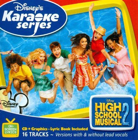 Novel High School Musical disney s karaoke series high school musical 2 disney